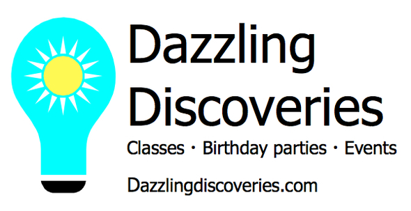 Dazzling Discoveries Logo Color