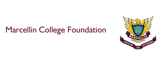 Marcellin Foundation Email Header with correct font