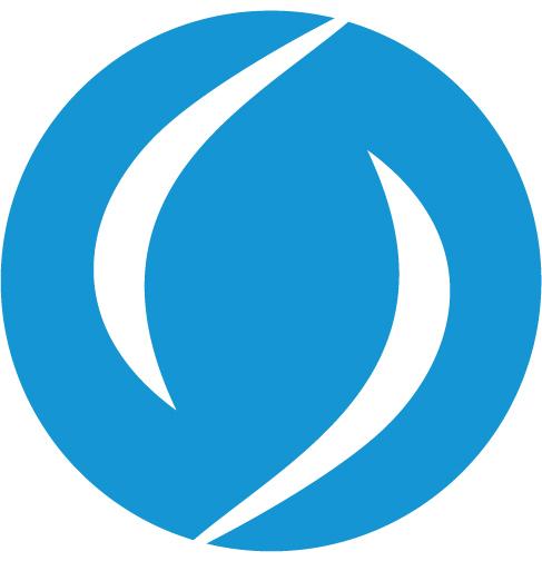 LARGE BLUE CIRCLE