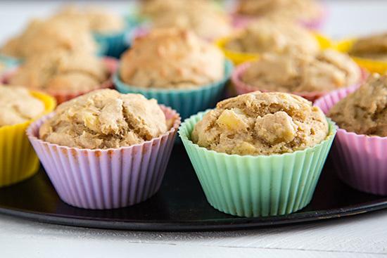 pineapple-muffins
