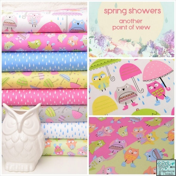 Spring Showers Poster