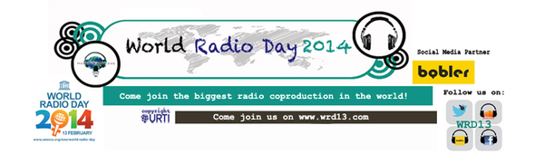 The greatest international radio coproduction with URTI