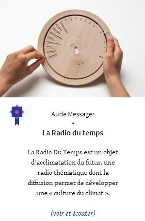 La radio du temps
