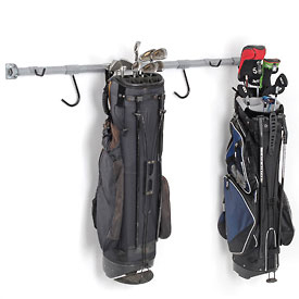 Golf Clubs Hanging Around-2
