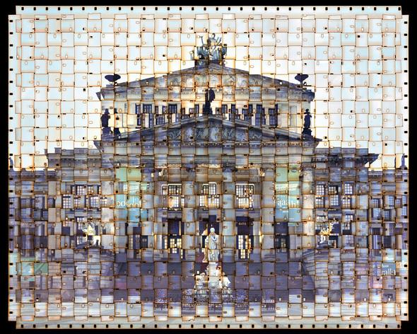 Parkseunghoon TEXTUS 142-1 Digital C Print 150cmx120cm 2013