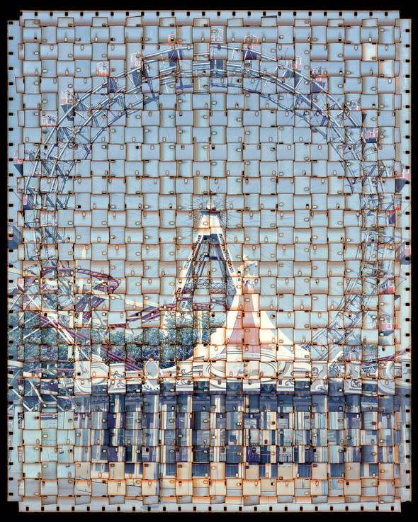 Parkseunghoon TEXTUS 144-1 Digital C Print 150cmx120cm 2013
