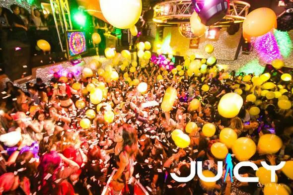 juicy balloons