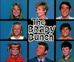 Graphic The Brady Bunch