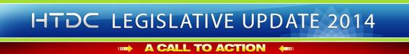 HTDC Legislative update 2014 action