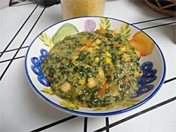 polenta-soup