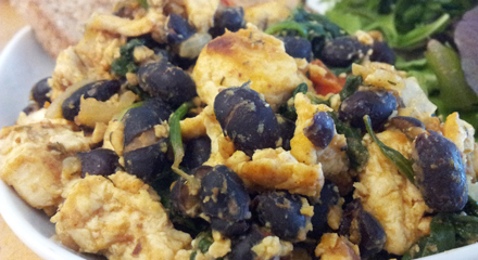 tofu-scramble-with-black-beans