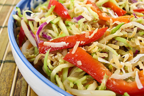 bean-sprouts-broc-slaw