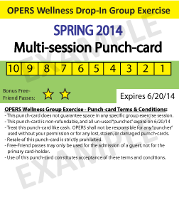 GX Program - Punch-Cards - 10-session (spring)
