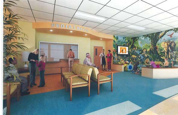 New Clinic Rendering
