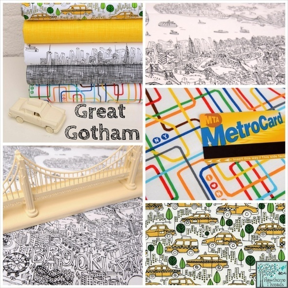 Great Gotham Poster