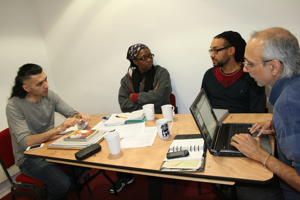 virtual migrants | STUN meeting space