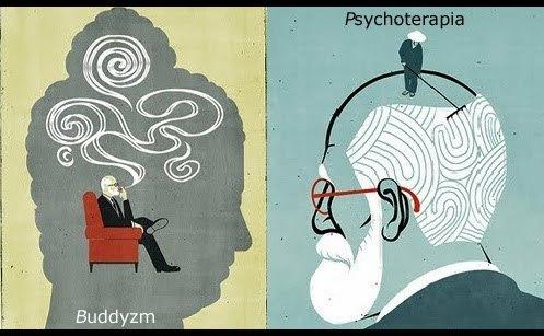 Buddhism vs. Psychotherapy