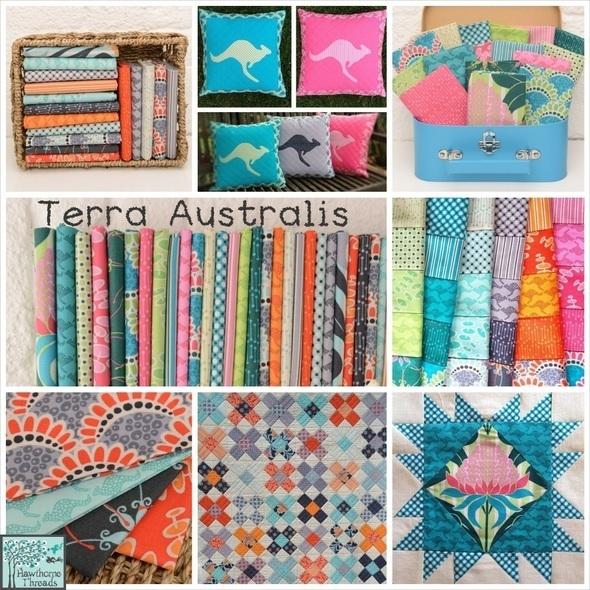 Terra Australis Poster