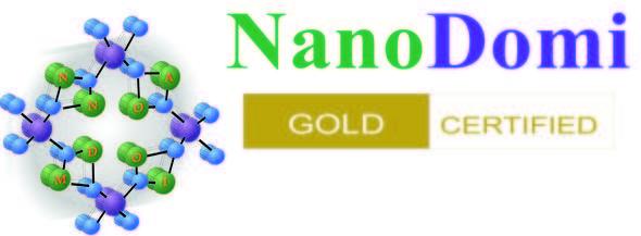 NanoDomi-goldl certified