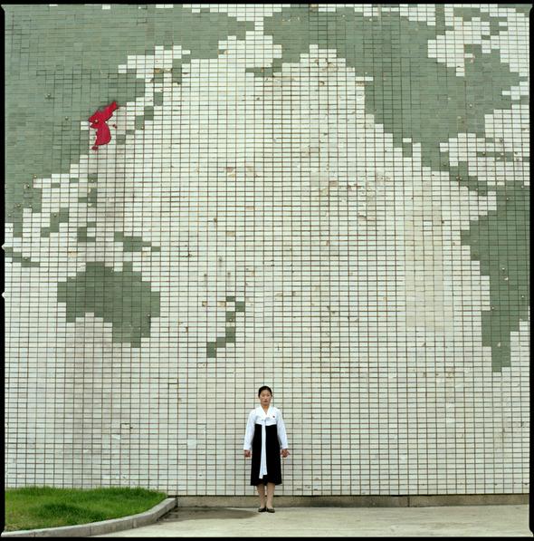 Watanabe Hiroshi SongdowonInternationalChildrensCampNorthKorea IdeologyinParadise 2007