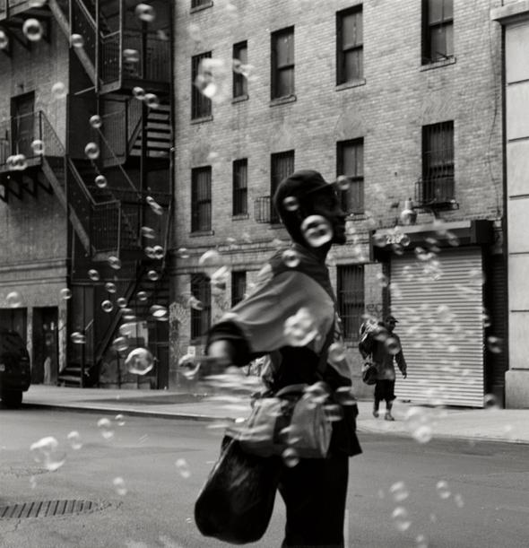 Watanabe Hiroshi Bubble man  New York American Studies 1996