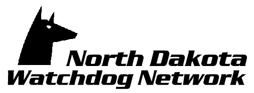 North Dakota Watchdog Network Logo