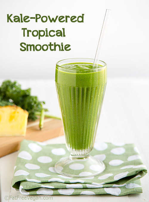 kale-tropical-smoothie