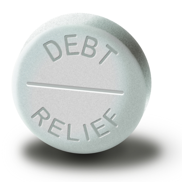 Debt Relief Panadol  iStock 000004412695Small
