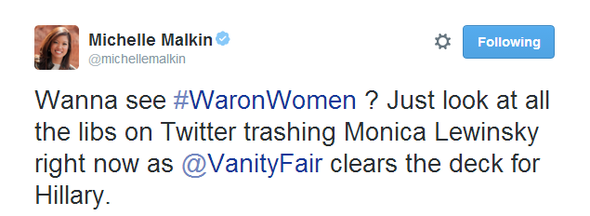Michelle Malkin Tweet 050714 02