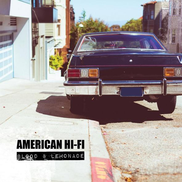 american hi fi blood and lemonade cover
