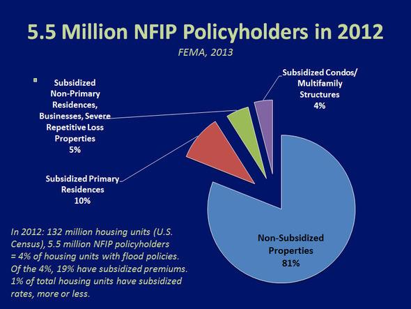 NFIP Pie Chart