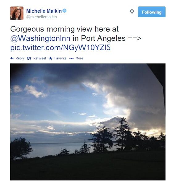 Michelle Malkin Tweet 051214 01