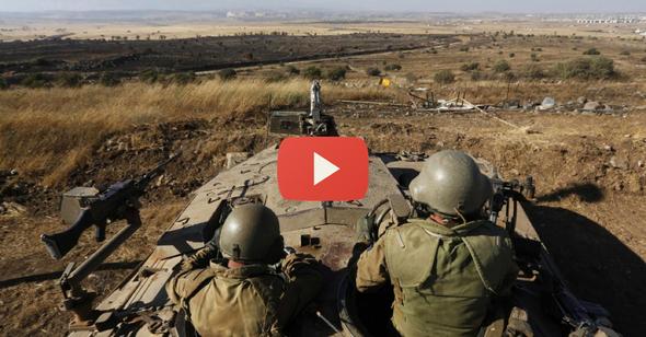 IDF Syriaborder
