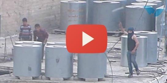 Look What the Arab Terrorist in Hebron Did to Himself