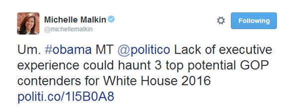 Michelle Malkin Tweet 051314 13