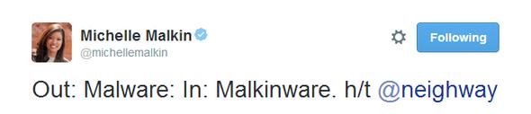 Michelle Malkin Tweet 051514 14