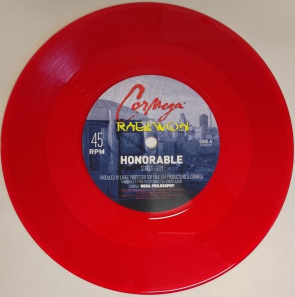 Honorable vinyl