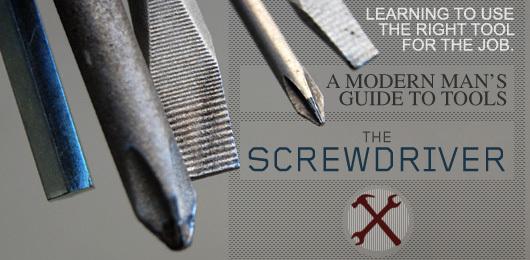 Screwdriver Feature