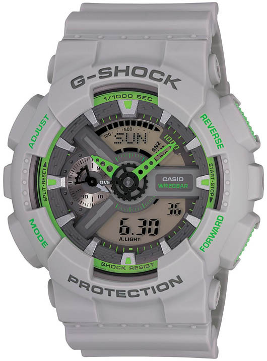 GShock GA110TS8A3full