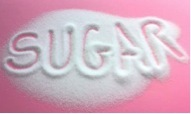 SUGAR Pink Background
