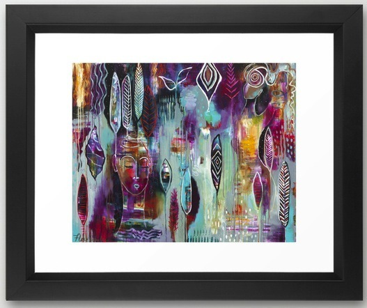 muse-dance-framed-print-florabowley