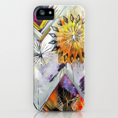 society iphonecase burnbright