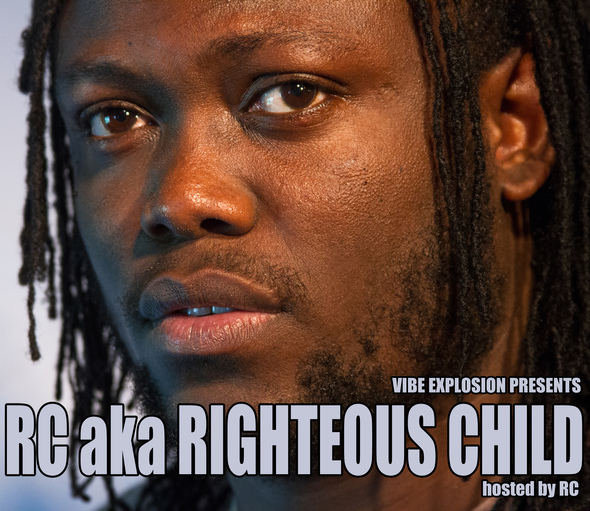 "EMERGING ROOTS SINGER RIGHTEOUS CHILD (R.C.) TO RELEASE HIS FIRST EP ""ROUGH SURVIVOR"" AND EMBARK ON EUROPEAN TOUR!"