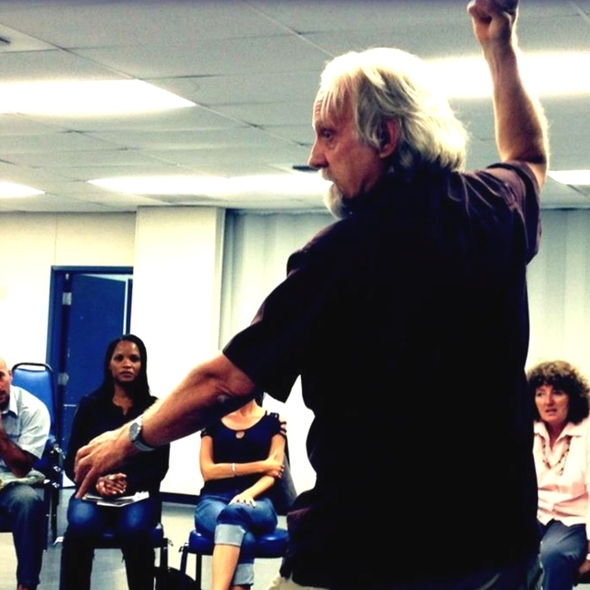 william bjoraker -  hebrew jewish storytelling in action
