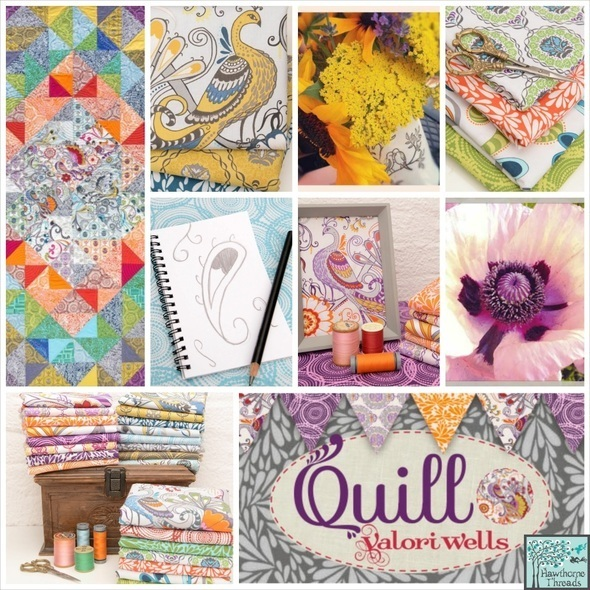 Quilt Cottons Poster