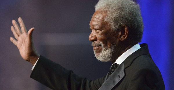 Morgan Freeman-May Newsletter