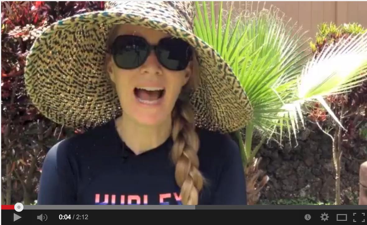 Tara s Play Safe in the Sun Video