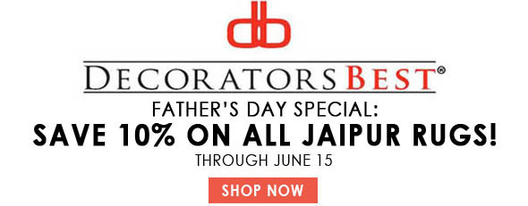 Fathers Day Jaipur Rug Sale