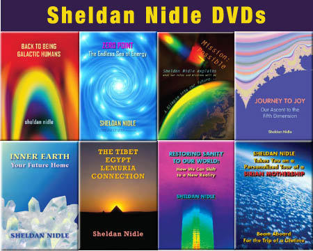 Sheldan Nidle DVDs