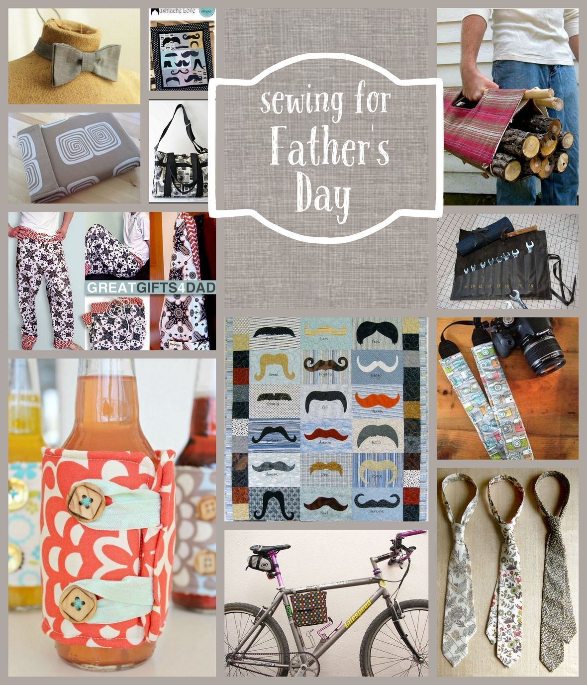 Father s Day Sewing Projects